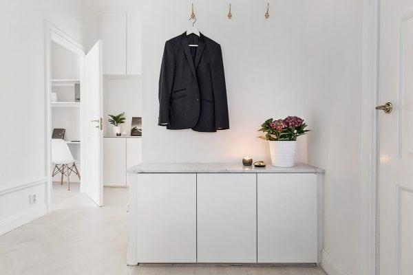 Hallen ger dig platsbyggd och stilsäker förvaring