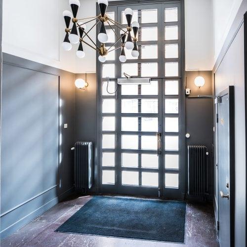Trapphusrenovering utförd i Stockholm av FM Stork Housing