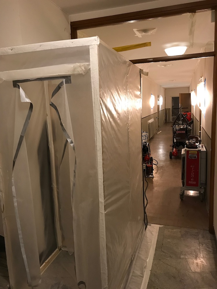 Asbestsanering Stork Housing Stockholm